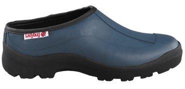 Ladybug™ Clogs - Navy Blue / Black Sole - Size 8