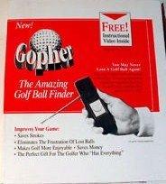 Gopher Amazing Golf Ball Finder