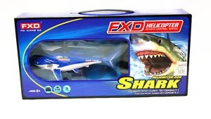 FXD Fei Xiang Da Shark Fish Remote Controlled Helicopter
