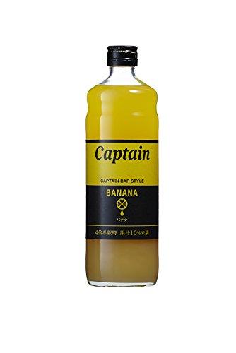 キャプテン バナナ 600ml
