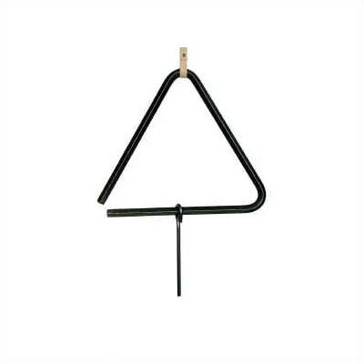 Enclume Premier 10-Inch Finishing Touches Dinner Triangle, Matches Enclume Pot Racks, Hammered Steel