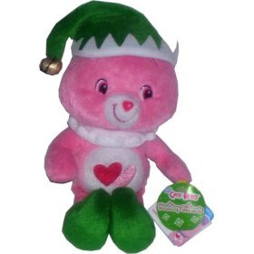 Care Bears Love a Lot Bear - Dressed up Like an Elf! - 1