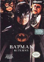 Batman Returns - Nintendo NES