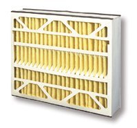 Image of 16x25x3 (15.75x24.25x3) MERV 13 Ultravation High Efficiency Replacement Filter (2 Pack) (B000VZSSX0)