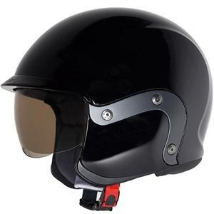 Suomy 3Logy Helmet - Medium/Gloss Black
