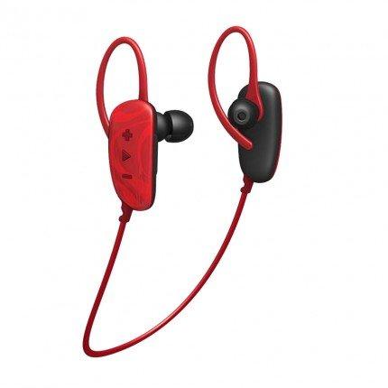 HMDX HX-EP250RD HoMedics Craze Wireless Stereo Ear Buds (Red)