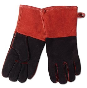 Heat Resistant Fireplace and Barbecue Gloves