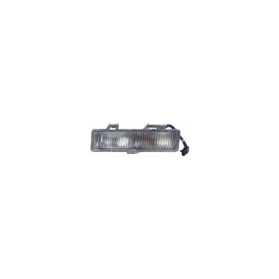 CHEVY BERETA 87 96 W/O GTZ Parking Corner Light L&H Passenger Side