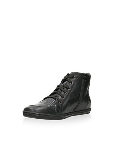 GINO ROSSI Hightop Sneaker schwarz