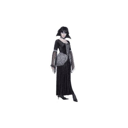 Dark Lady Victorian Vamp Halloween Costume