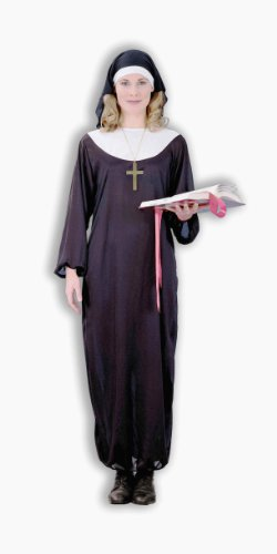Forum Novelties Women's Adult Nun Costume