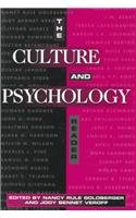 The Culture and Psychology Reader