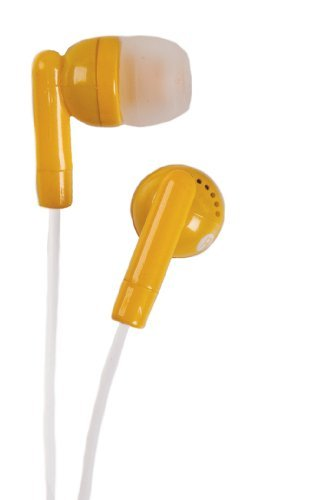 Groov-E Gveb3Yw Kandy Earphones - Yellow