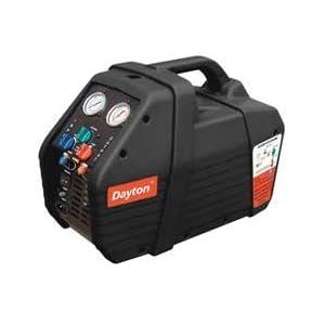 Amazon Com Dayton 4ukv9 2 Port Refrigerant Recovery