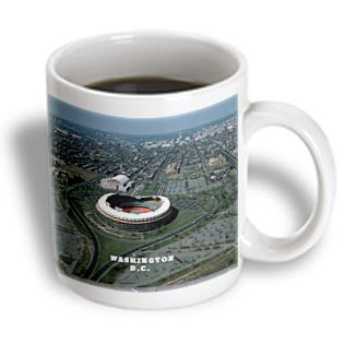 Florene Sports - Rfk Baseballs Stadium In Washington Dc - 15Oz Mug (Mug_100663_2)