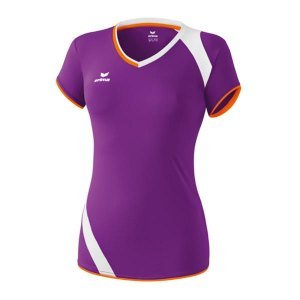 ERIMA Frauen Granada Tank Top Damen Volleyball purple/orange/weiß, Größe: 44, Frauen