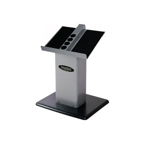 Powerblock Used: PowerBlock Large Column Stand (Silver) (181381000282