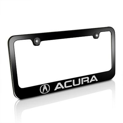 License Plate Frames - AcuraZine - Acura Enthusiast Community