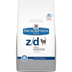 See Hills Z/D Low Allergen Cat Food 8.5 lb