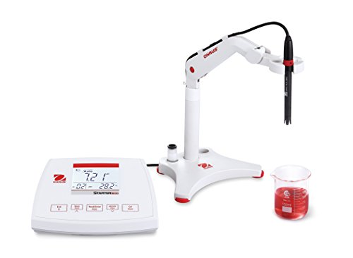 Ohaus ST3100-F Benchtop pH Meter with Memory