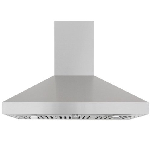 Windster Windster 36W In. Ra-60Tb Series Wall Mounted Range Hood, Silver
