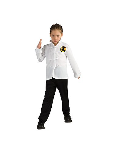 Big Boys' Child Karate Kid Costume