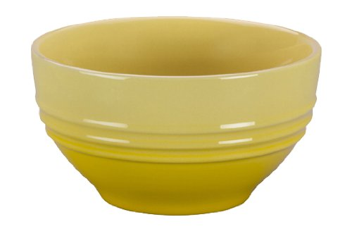 Le Creuset Stoneware Cereal Bowl, 8-Inch, Soleil