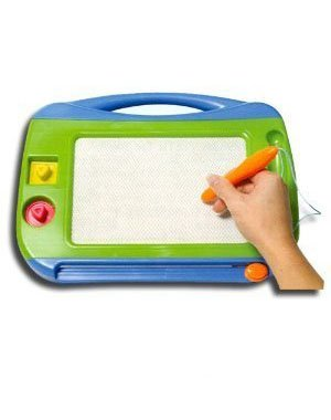 Toysmith Color Magnetic Drawing Board
