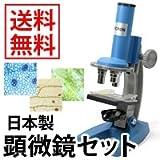 顕微鏡 セット 夏休み 自由研究 小学生 入門
