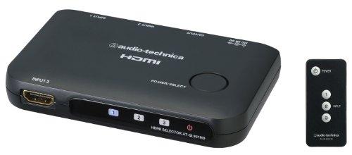 【Amazonの商品情報へ】audio-technica HDMIセレクター AT-SL931HD