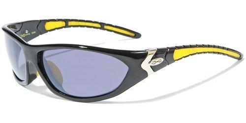 X-Loop 'Lakeland' ® Gafas de Sol - La nueva colección 2013-14 - Gafas de Sol / Esqui / Deportes - Protección UV400 (UVA & UVB) Modelo: X-Loop LAKELAND