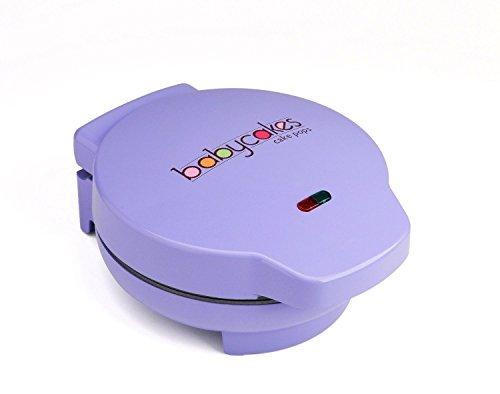New Shop Babycakes Cp-12 Cake Pop Maker, 12 Cake Pop Capacity, Purple