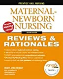 img - for Prentice Hall Nursing Reviews & Rationals: Maternal-Newborn Nursing 2nd (second) edition book / textbook / text book