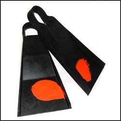 Viper Surfing Fins - V5 Flex Model by Viper