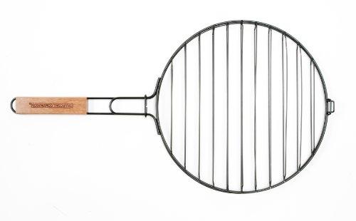 Lowest Price! Charcoal Companion CC1996 Non-Stick Quesadilla Basket
