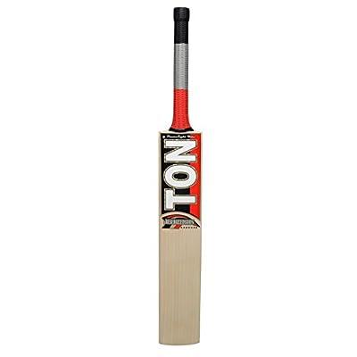 SS Ton Reserve Edition English Willow Cricket Bat, Short Handle