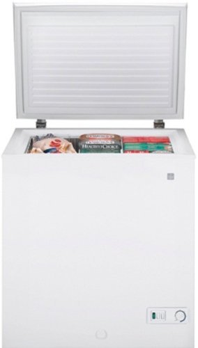 GE FCM5SUWW 5.0 cu. Ft. Chest Freezer - White