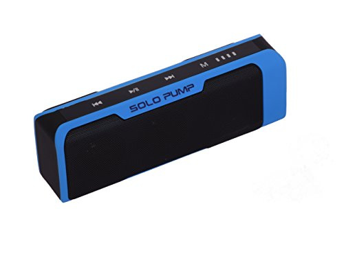 Solo Pump Charge 4.0 Bluetooth Speaker with Power Bank