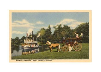 Riverboat, Dearborn, Michigan