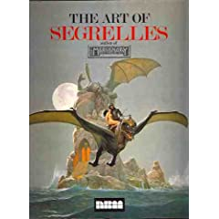The Art of Segrelles by Vicente Segrelles