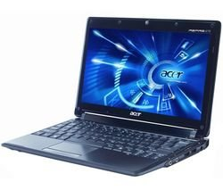 ACER Aspire One 531 - black Netbook