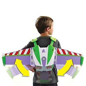 Buzz Lightyear Deluxe Action Wing Pack by Mattel