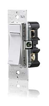 Vizia + Digital Coordinating Remote Dimmer/Fan Speed Control, 3-Way or more applications, White/Ivory/Light Almond, VP00R-10Z
