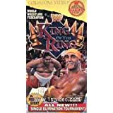 WWF: King of the Ring 1993 [VHS] ~ Hulk Hogan