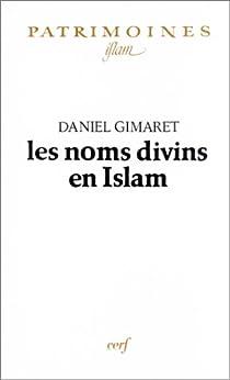 Les noms divins en islam: Ex�g�se lexicographique et th�ologique par Gimaret