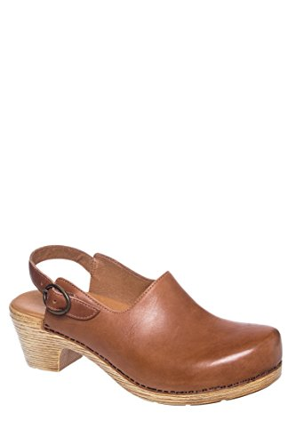 Madison Brandy Full Grain Clogs