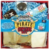 Sassafras Enterprises 2219 Pirate Cupcake Kit