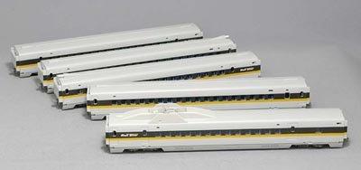 トミックス 700-7000系山陽新幹線(ひかりレールスター)増結セット 92277 【鉄道模型・Nゲージ】