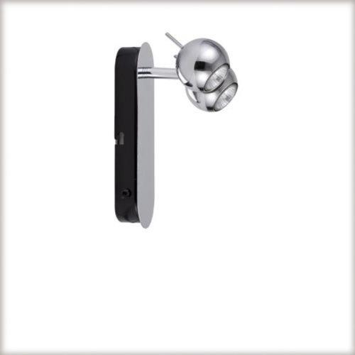 Paulmann Spotlights Sphere Balken 1x(2x20W) GU4 Chrom 230/12V 60VA Metall