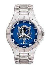 Dallas Mavericks NBA PRO II Metal Sports Watch by Logo Art